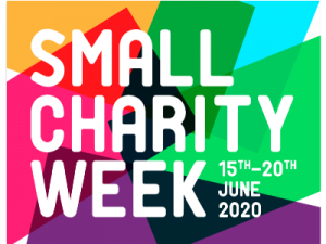 Small Charity Week Logo 15th-20th June 2020