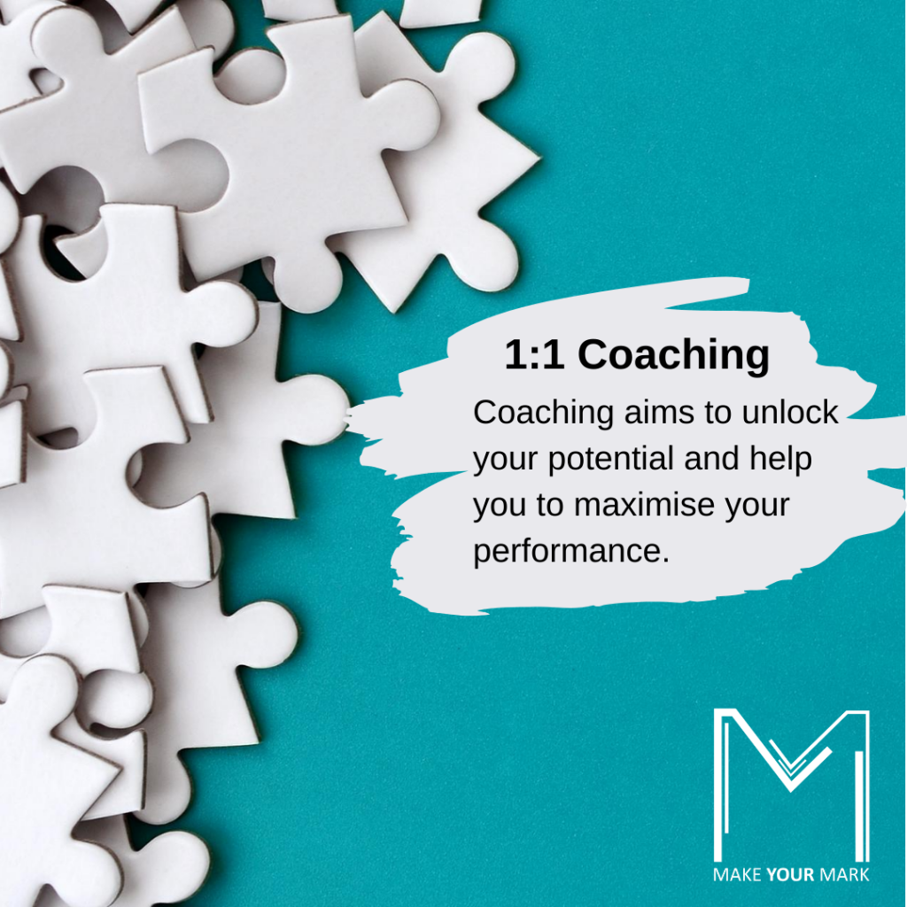 pieces of a jig saw puzzle to represent coaching can help you piece them together